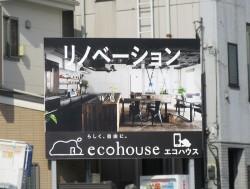 <small>板橋区国道17号線舟渡交差点</small>