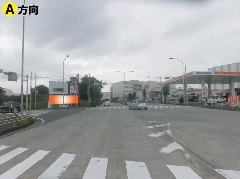 東京都西多摩郡・R16号・瑞穂町富士原交差点