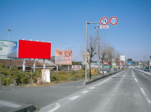 蓮田市・さいたま栗橋線下り 城