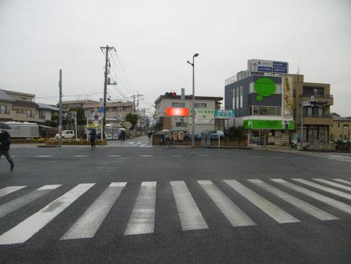 浦和区・浦和駅東口入口交差点